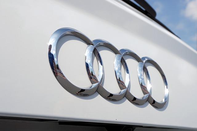 znak Audi