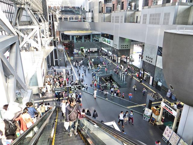 Vyhněte se přeplněným nákupním centrům