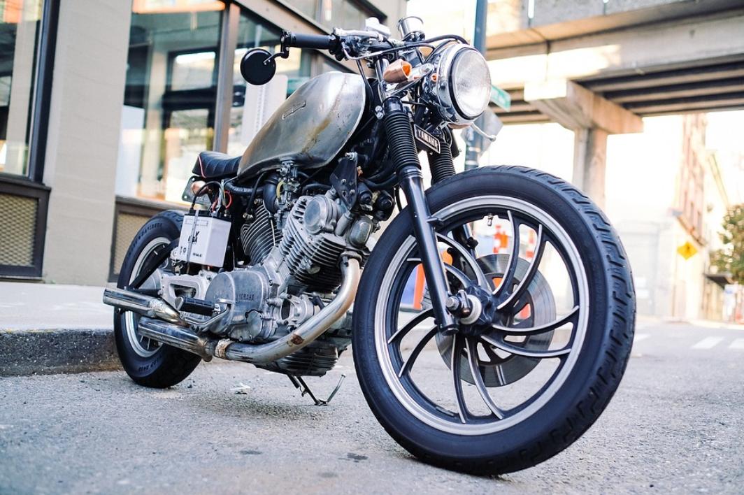 moderní motorka